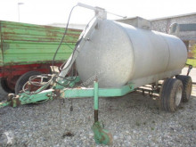 Used Slurry tanker nc SFW 6000