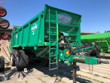 Tebbe HS 220 used Manure spreader