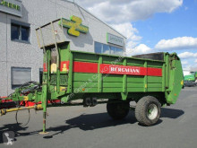 Bergmann used Fertiliser spreader
