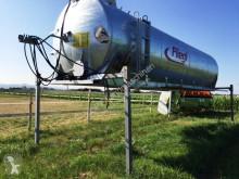 Esparcimiento Fliegl Faßaufbau 22.000 Liter Wechselsystem 50h usado