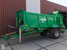 Tebbe HS 120 used Manure spreader