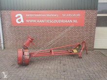 Used Slurry tanker Lely vijzelpomp