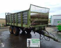 Rozhadzovanie Fortschritt epandeur a fumier ht 10-004 Rozhadzovač maštaľného hnoja ojazdený