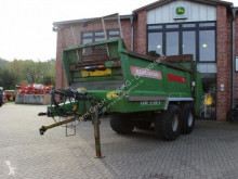 Bergmann used Fertiliser distributor