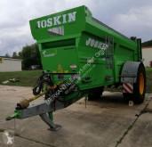 Rozhadzovanie Rozhadzovač maštaľného hnoja Joskin Joskin Tornado 3 - 5516/16V