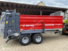 Auflaufbremse 8 to used Manure spreader
