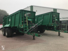 Tebbe HS 180 used Manure spreader