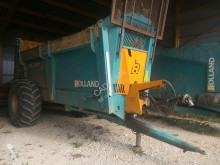 Used Manure spreader Rolland ROLLTWIN 135
