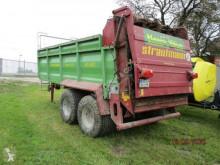 Strautmann MS 801 Rozmetač hnoje použitý
