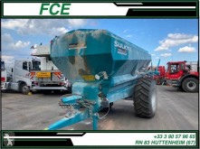 Sulky Spreader equipment XT 130 *ACCIDENTE*DAMAGED*UNFALL*