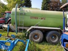 SXT 120 Schleuderfas Wóz asenizacyjny używany