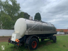 Crop dusting 2-Achs Gülletransportfass 17500 Liter