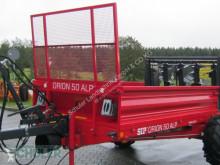 ORION 50 ALP Gübreleme makinesi yeni