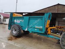 Espalhamento Rolland ROLLTWIN145 Espalhador de estrume usado