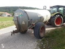 Pichon 6000 l used Slurry tanker