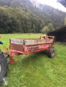 Pöttinger used Manure spreader