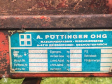 Épandeur à fumier Pöttinger