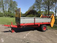 Rozhadzovanie Rozhadzovač maštaľného hnoja 8 ton Meststrooier