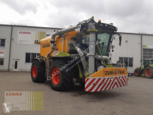 Miststreuer CLAAS XERION 4000 SADDLE TRAC
