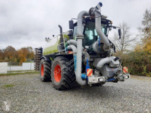 CLAAS XERION 3800 Saddletrac SGT Distribuitor bălegar second-hand