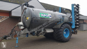 Slurry tanker Duport PTW 11.500