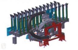 Schleppschuhverteiler Flex 630 used Manure spreader