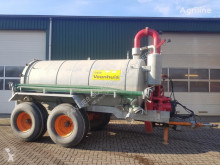 Waterwagen met zuigarm used Manure spreader