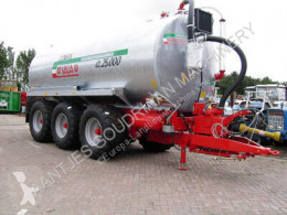 Vaia Manure spreader Mest/watertank 3 asser