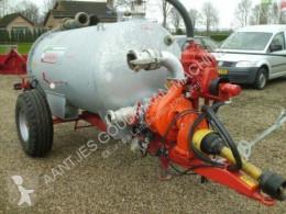Nr. 2155 Mest en slippomp tankwagens used Manure spreader