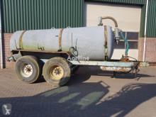 Тороразпръскващо ремарке Vacuum tank