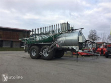 Fliegl PFW 1400 used Manure spreader