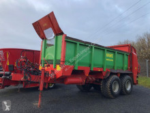 HAWE DST 16T used Manure spreader