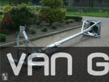 Mixer 5 2 meter Uygulama ekipmanları ikinci el araç