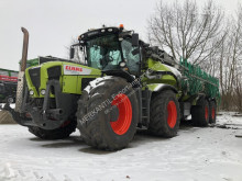 Kaweco 22500 mit CLAAS XERION 3800 Trac tonne à lisier / digestat occasion