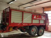 Rozhadzovanie Rozhadzovač maštaľného hnoja Annaburger HTS 16.04