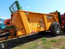 Dangreville EV 11 - SV 18 used Manure spreader