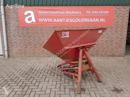 Lely Kunstmeststrooier used Fertiliser distributor