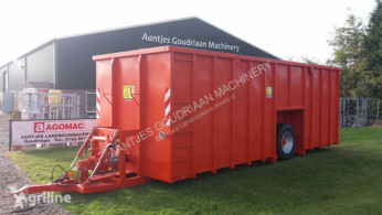 Mest-pompcontainer used Spreader equipment