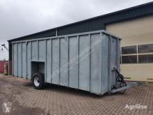 Esparcimiento Material de esparcimiento Verzinkte mestcontainer (jong gebruikt)