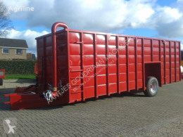 Spreader equipment RVS mestcontainer