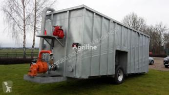 Agomac gegalvaniseerde mest-pompcontainer équipements d'épandage neuf