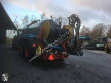 Espalhamento Strautmann Pomptankwagen Material espalhamento usado