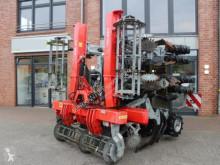 Spreader equipment Culex Strip Till Güllegrubber