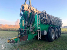 Samson PG 25 + 24 m SSV used slurry spreader boom