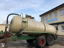 Fortschritt HTS 100.27 торова цистерна със задна разпръскваща дюза втора употреба