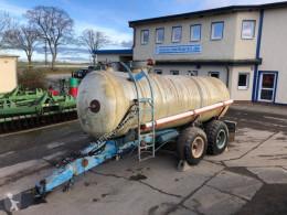 Fortschritt rear tanker plate spreader HTS 100.27