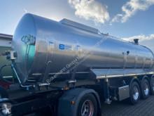 Slurry tanker 30m³ Edelstahl Gülleauflieger