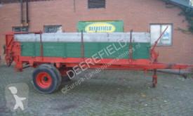 Mestverspreider / mestbreker / manurespreader Gübreleme makinesi ikinci el araç