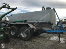 PXT 136 used rear tanker plate spreader