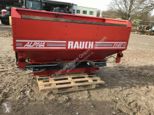 Rauch Fertiliser distributor ALPHA 1141